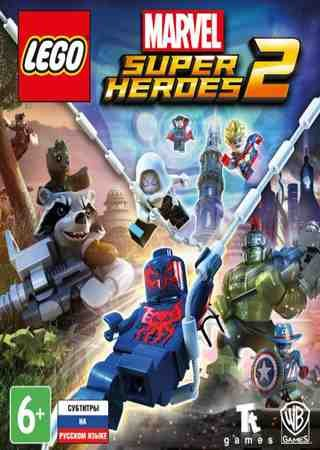 Скачать LEGO Marvel Super Heroes 2 торрент