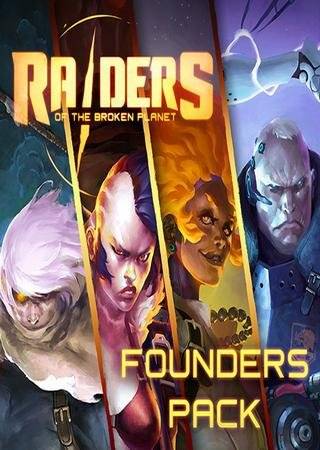 Скачать Raiders of the Broken Planet - Wardog Fury торрент