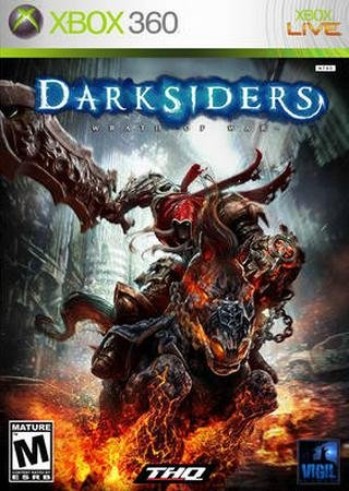 Скачать Darksiders: Wrath of War торрент