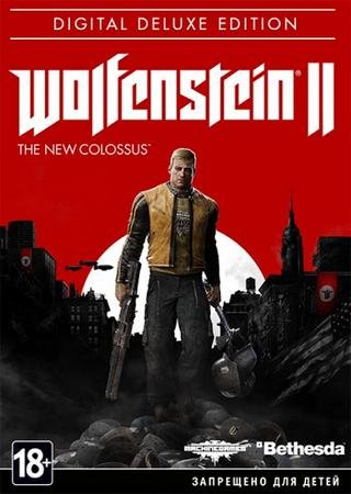 Скачать Wolfenstein 2: The New Colossus торрент