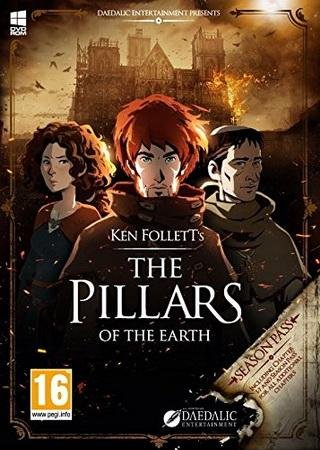 Скачать Ken Follett's The Pillars of the Earth: Book 1-2 торрент