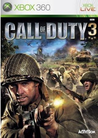 Скачать Call of Duty 3 торрент