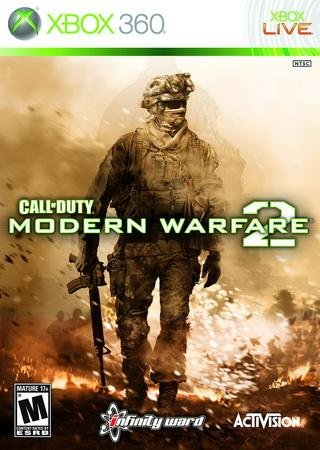 Скачать Call of Duty: Modern Warfare 2 торрент