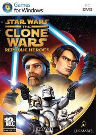 Скачать Star Wars: The Clone Wars Republic Heroes торрент