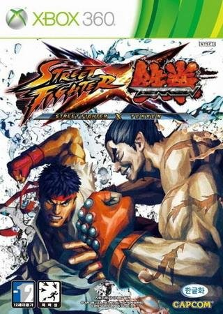 Скачать Street Fighter X Tekken торрент