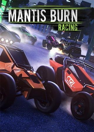 Скачать Mantis Burn Racing - Battle Cars торрент