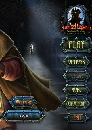 Скачать Haunted Legends 12: Monstrous Alchemy торрент