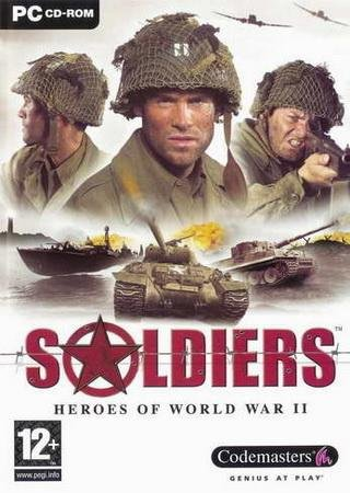 Скачать Soldiers: Heroes Of World War 2 торрент