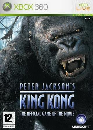 Скачать Peter Jackson's King Kong: The Official Game of the Movie торрент