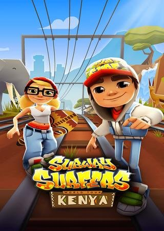 Скачать Subway Surfers: World Tour - Kenya торрент