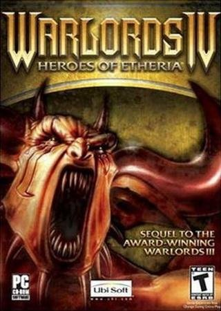 Скачать Warlords 4: Heroes of Etheria торрент