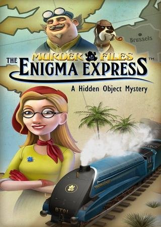 Скачать Murder Files Enigma Express торрент