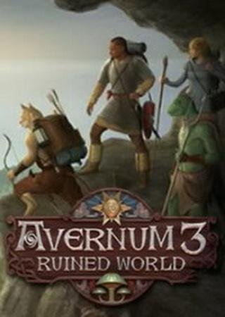 Скачать Avernum 3: Ruined World торрент