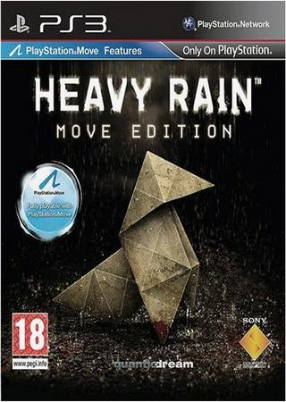 Скачать Heavy Rain: Move Edition торрент