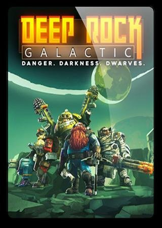 Скачать Deep Rock Galactic торрент