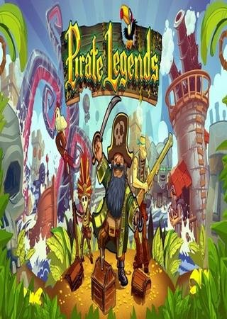 Скачать Pirate Legends TD торрент