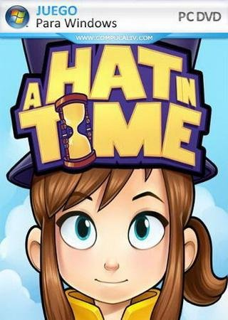Скачать A Hat in Time торрент