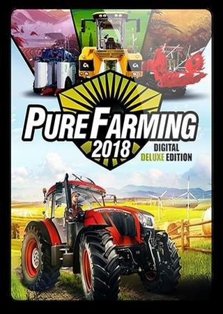 Скачать Pure Farming 2018: Digital Deluxe Edition торрент