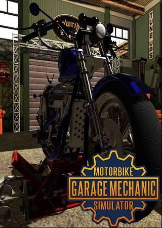 Скачать Motorbike Garage Mechanic Simulator торрент