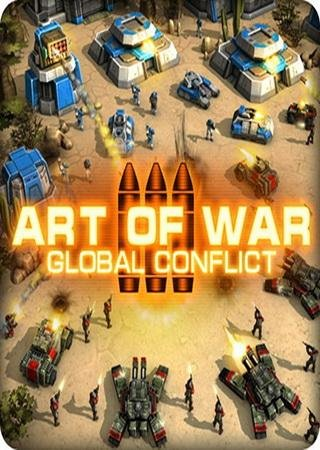 Скачать Art Of War 3: Global Conflict торрент