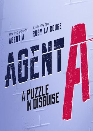 Скачать Agent A: A puzzle in disguise торрент