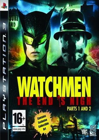 Скачать Watchmen: The End is Nigh Parts 1 and 2 торрент