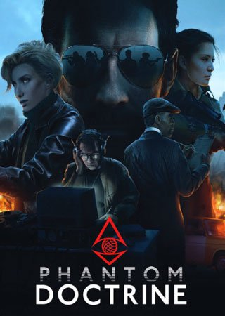 Скачать Phantom Doctrine: Deluxe Edition торрент